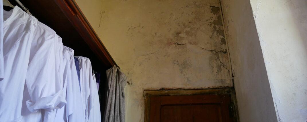 Réfection de la toiture de la sacristie