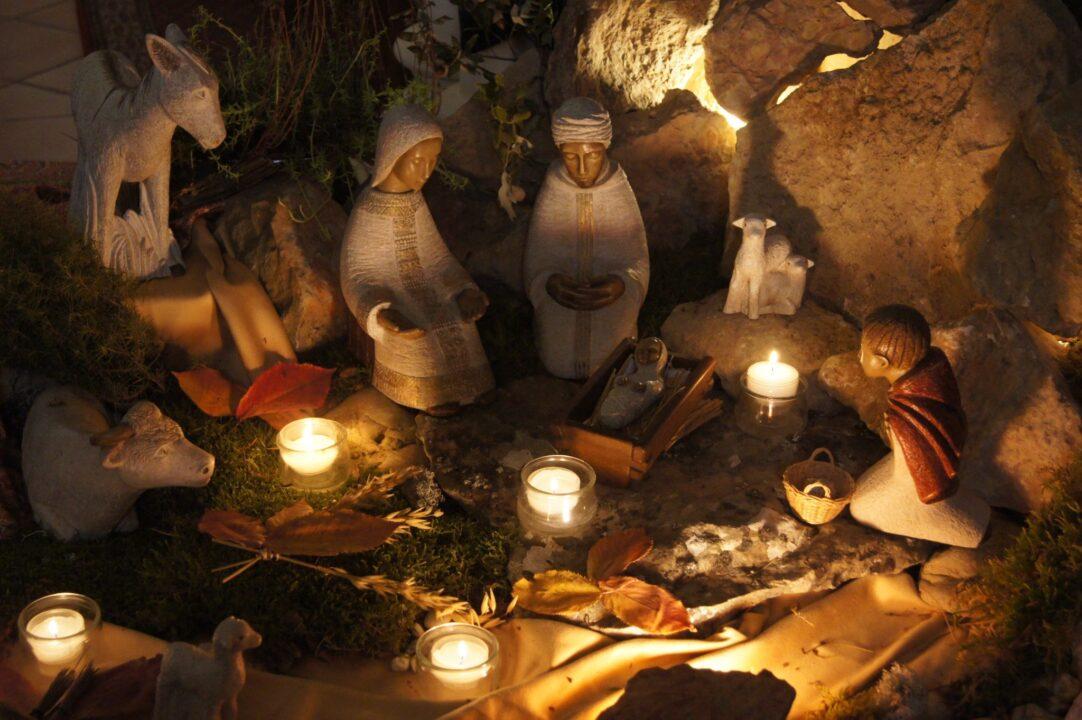 Noël au monastère