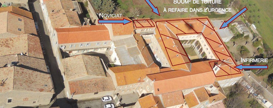 Travaux de toiture: